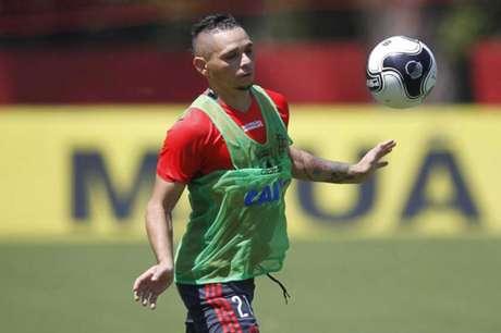 Pará disse que o grupo do Fla manterá o foco apenas nas suas partidas (Foto: Reprodução/Facebook)