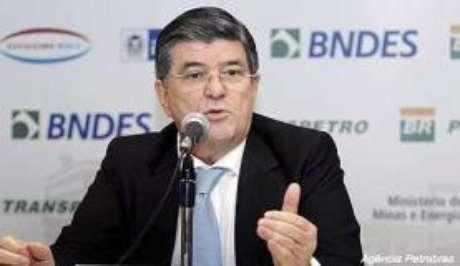 O ex-presidente da Transpetro Sérgio Machado