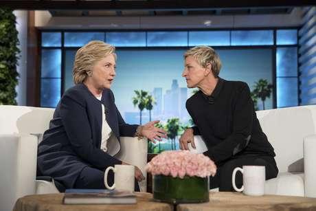 La candidata demócrata a la presidencia de Estados Unidos, Hillary ...