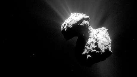 A missão Rosetta contribui para enterdemos melhor os cometas