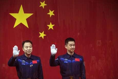 China lanza misión a su estación espacial experimental