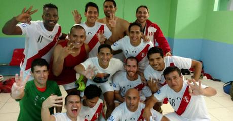 Andrés Mendoza sacó a Perú campeón de América