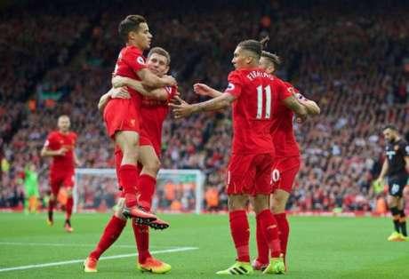 Coutinho é uma das esperanças do Liverpool (Foto: Reprodução)