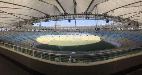 Flamengo voltará ao Maracanã contra o Corinthians (Foto: Paula Mascára)