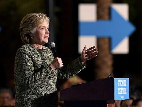 Hillary Clinton y 'Chente' Fernández se reúnen tras debate