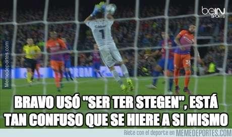 Pep Guardiola todavía confía en el capitán de la selección chilena