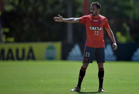 Mancuello treinou entre os titulares no treino desta quarta-feira (foto:Pedro Martins/AGIF/Lancepress!)