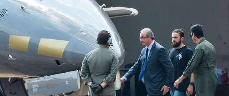 Eduardo Cunha foi ´preso preventivamente nesta quarta-feira
