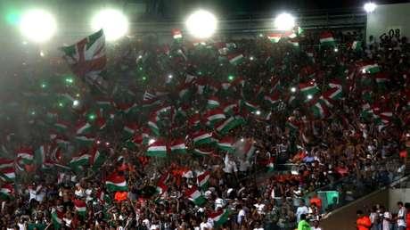 Torcida do Fluminense no Maracanã (Foto: Nelson Perez/Fluminense F.C.)