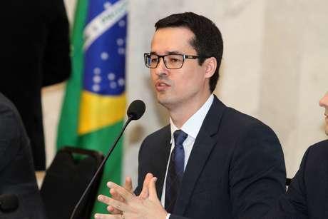 Procurador da República, Deltan Dellagnol participa do Encontro Regional 10 Medidas de Combate à Corrupção, no plenário da Assembleia Legislativa do Paraná, em Curitiba
