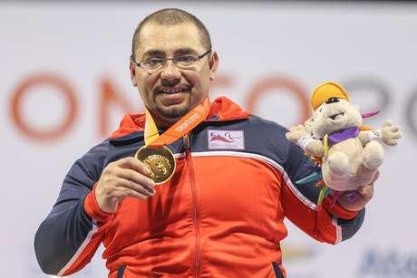 Juan Carlos Garrido ganó el Premio Nacional del Deporte
