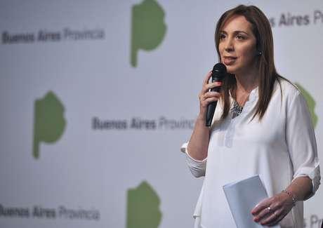 Vidal descartó el bono para los estatales