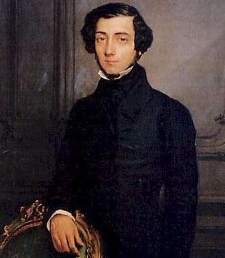 Alexis de Tocqueville ( 1805-1859)