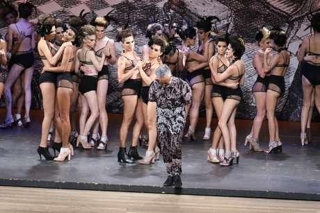 Ronaldo Fraga surpreendeu o público da 42ª edição do SPFW 2016 ao compôr seu desfile apenas com modelos transexuais