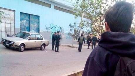 Policía se resiste a robo de celular y recibe 6 balazos — SMP