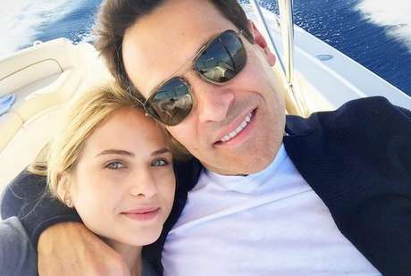 Mariano Marcondes Ferraz é casado com a atriz Luiza Valdetaro