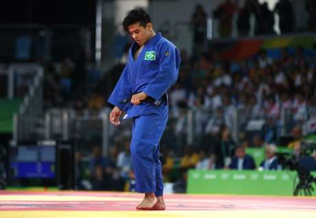 Charles Chibana ficou com o bronze no Grand Slam de Abu Dhabi (Foto: Cleber Mendes/Lancepress!)
