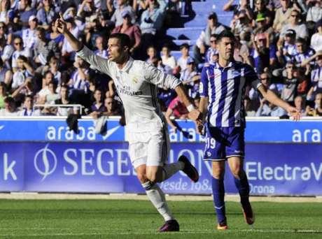Veja imagens da vitória do Real Madrid