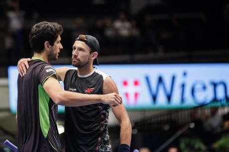 Marcelo Melo e Lukasz Kubot vencem o ATP 500 de Viena