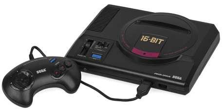 O console chega com 22 games clássicos