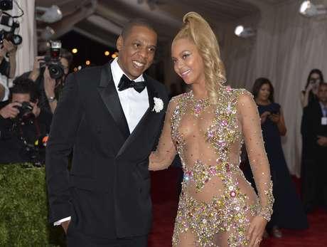 Beyonce y Jay Z se disfrazan de Ken y Barbie