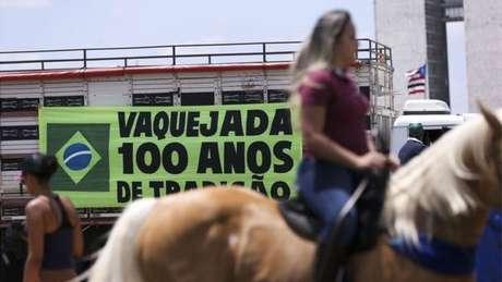 Defensores das vaquejadas citam tradição cultural e impacto positivo na economia; acordos específicos reduziram sofrimento de animais, afirmam