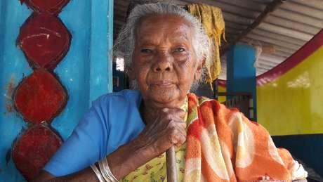 Kunwar Bai Yadav ficou famosa por construir um toalete na sua casa