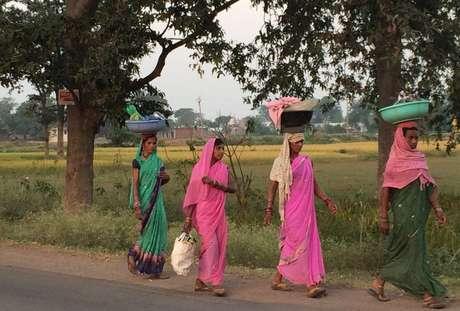 Na Índia, centenas de milhões de pessoas vivem sem saneamento básico