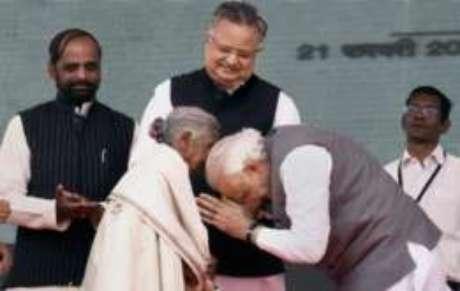 Kunbwar encontra Narendra Modi