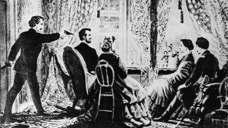 Lincoln foi assassinado por um segregacionista do sul do país.