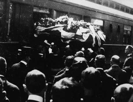 Um anarquista foi responsável pela morte de McKinley