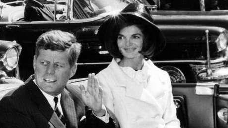 John Fitzgerald Kennedy foi assassinado em 22 de novembro de 1963.