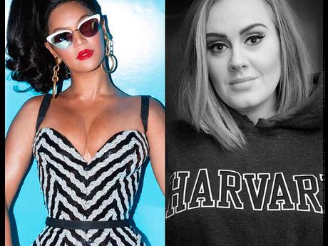 Beyoncé, Adele, Ellen DeGeneres e mais famosos brincam com o Desafio do Manequim!