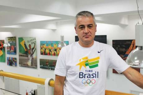 Jesús Morlán é um dos técnicos mais respeitados do mundo(Foto: Pedro Arruda/ COB)