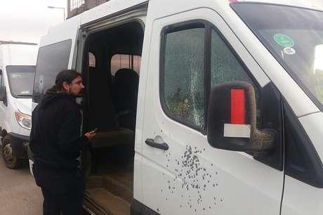 Queman camión que transportaba combustible en Tirúa: Hay tres lesionados
