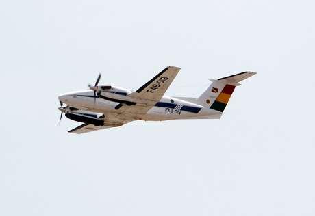 Avioneta se precipita en sector de Pirque