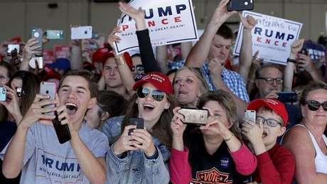 Durante um ano de campanha, os candidatos à presidência são constantemente avaliados e observados de perto pelos eleitores
