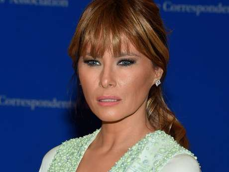 Melania Trump, ex-modelo de 46 anos nascida na Eslovênia, é a futura primeira-dama dos Estados Unidos