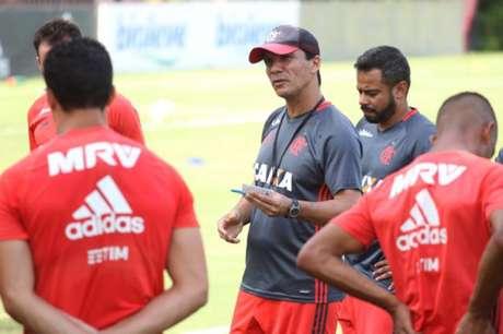 Zé Ricardo será o técnico do Flamengo para a temporada de 2017 (Foto: Gilvan de Souza/Flamengo)
