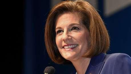 Democrata Catherine Cortez Masto ganhou vaga no Senado com apoio do voto latino