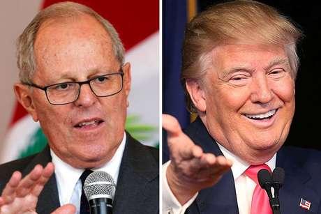 PPK envía escueto saludo a Donald Trump por triunfo electoral