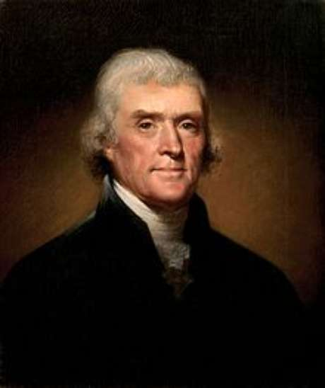 Jefferson, patrono dos democratas