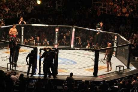 UFC retorna ao Brasil em 11 de março, mas a cidade ainda não foi definida - (Foto: Erik Engelhart)