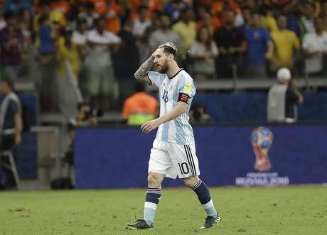 Argentina: Lionel Messi y su reacción al golazo de Philippe Coutinho