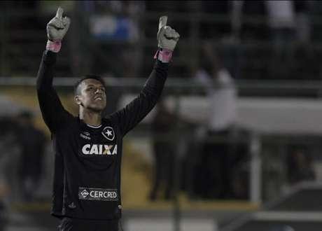 Sidão é um dos destaques da campanha do Botafogo no Brasileiro (Foto: Jorge Rodrigues/Eleven/Lancepress!)