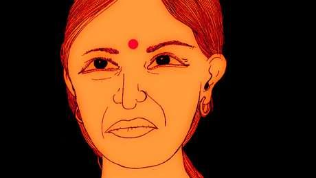 Vítimas de estupro na Índia sofrem com desonra e acabam cometendo suicídio. Sociedade raramente reconhece a culpa dos homens responsáveis pela agressão brutal.