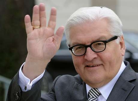 Steinmeier, principal favorito para ser presidente de Alemania