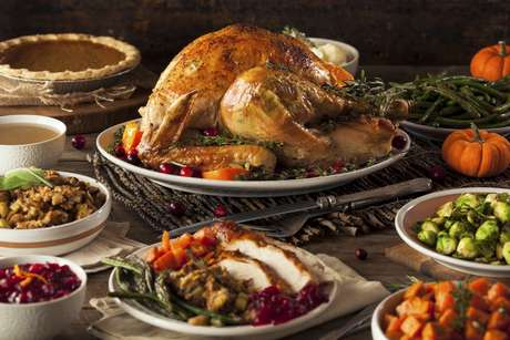 El pavo es uno de los platos que no puede faltar en una mesa para celebrar el Thanksgiving Day.