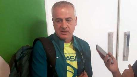 Jesus Morlan comandou a Seleção Brasileira durante a Rio-2016 (Foto: Jesus Morlan)