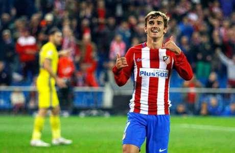 Veja imagens de Griezmann pelo Atlético